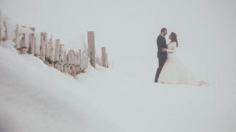 Postboda en la Nieve - La covatilla-16